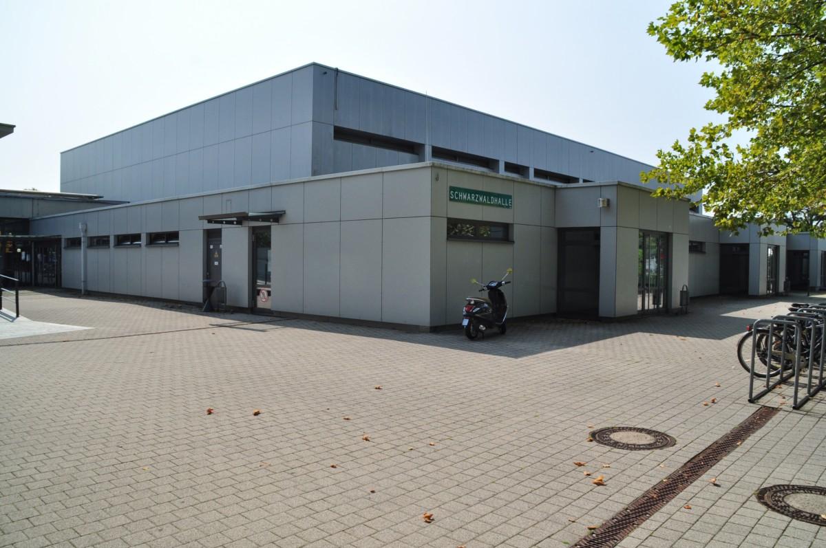 Schwarzwaldhalle Bühl